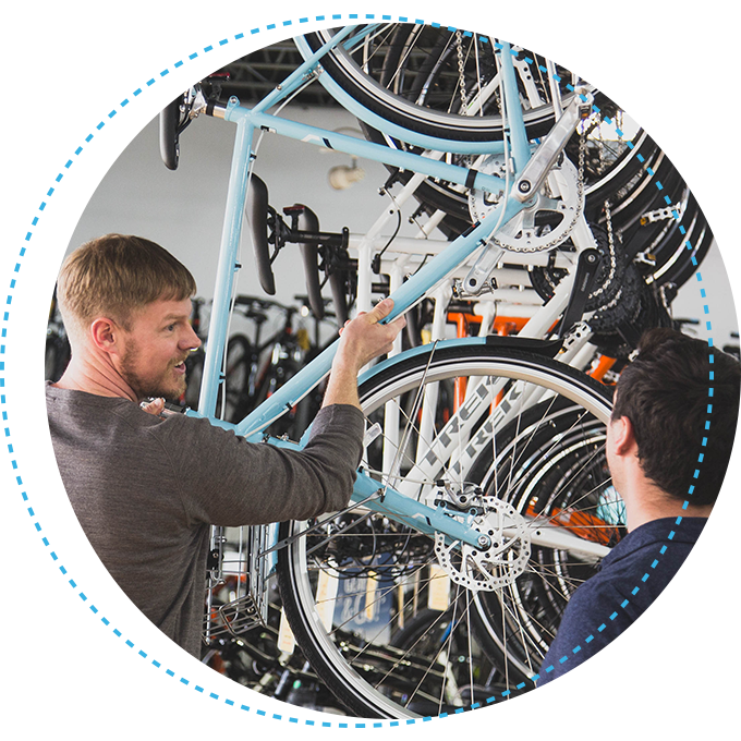 Attract new customers to your bike shop