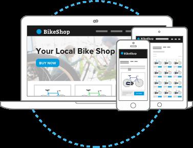 Active Bike Shop Website