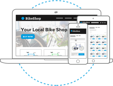 Active Bike Shop Website