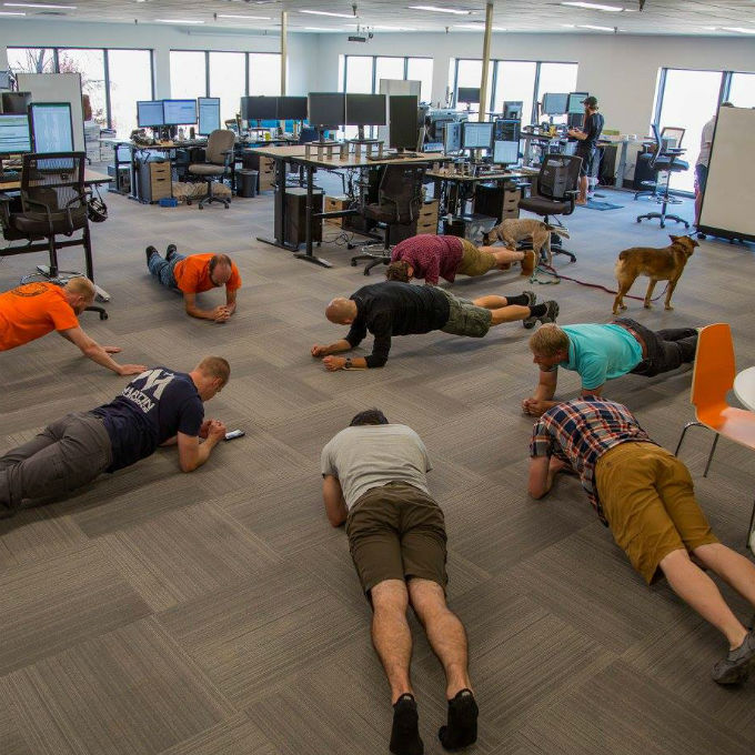 SmartEtailing Boulder Colorado Office Culture