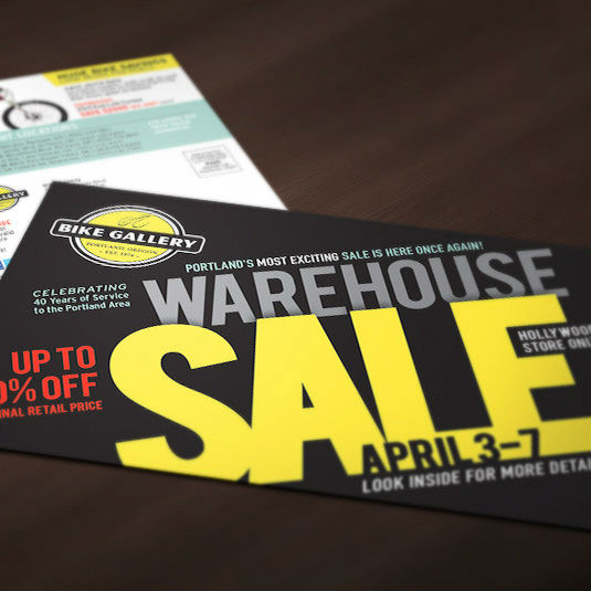 SmartEtailing Direct Mail Samples
