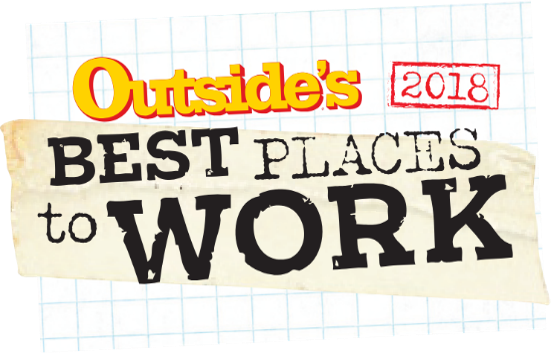 Outside's Best Places to Work