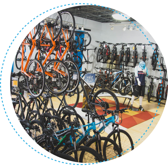Grow sales at your bike shop